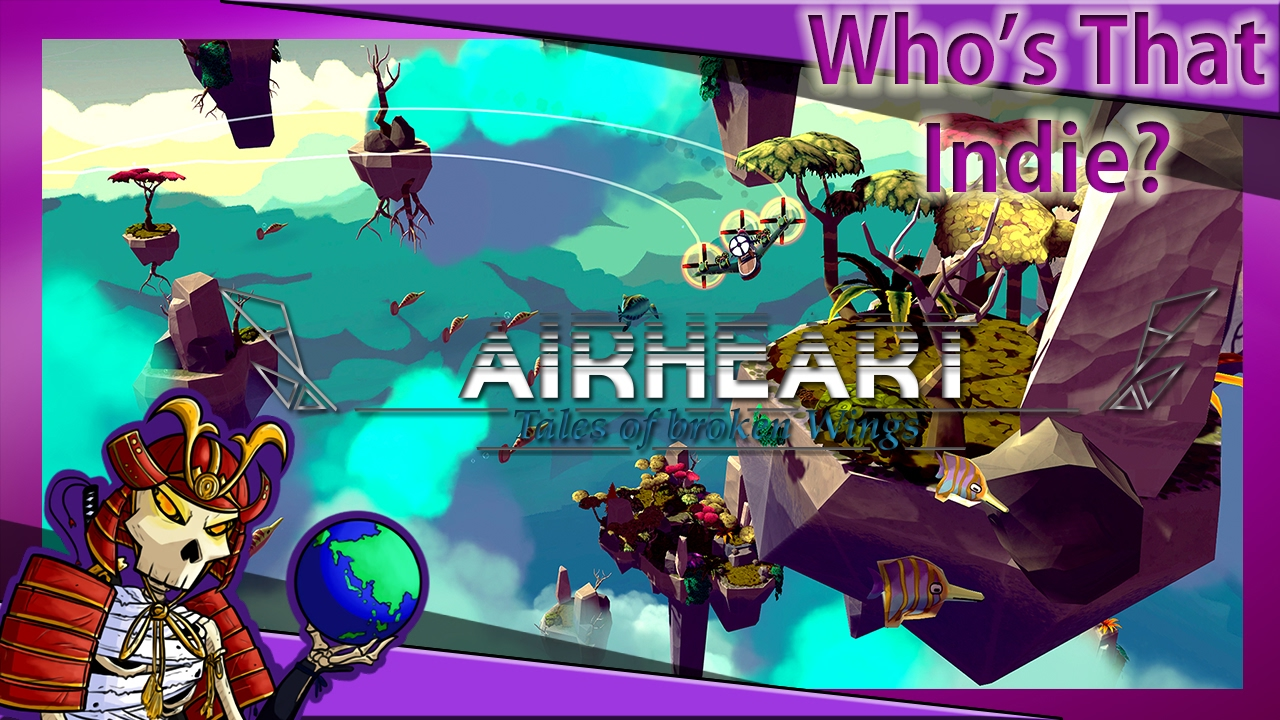 Who's That Indie? - AIRHEART Tales of broken wings | First Impression |  AIRHEART Gameplay