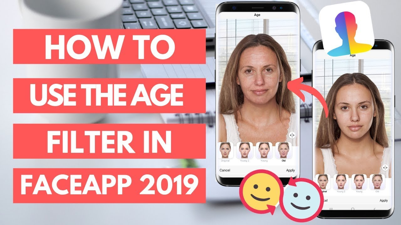 Here's the Deal with That Old Age Face App Everyone's Using