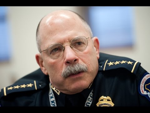 Capitol Police Chief Testifies Before House Committee