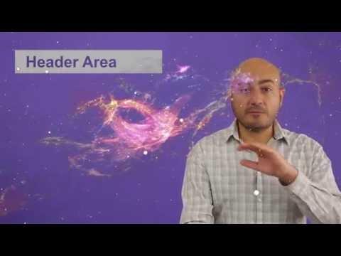 Understanding Website Basic Layout Areas - Web Design Basics - Episode 1