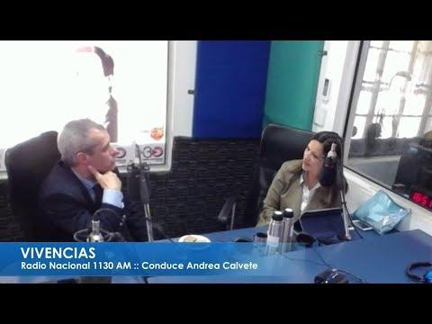 La Masonería ante la pandemia del COVID 19 con José Garchitorena y Andrea Calvete en Vivencias