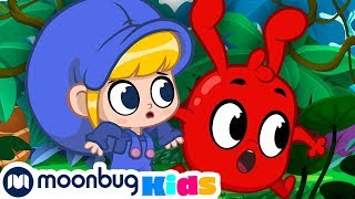 My Magic Pet Morphle - Down In The Jungle! | +MORE Nursery Rhymes & Baby Songs | ABCs and 123s