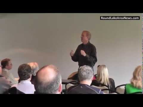 Bruce Rauner on Term Limits, Abortion, Pension Reform, Jobs