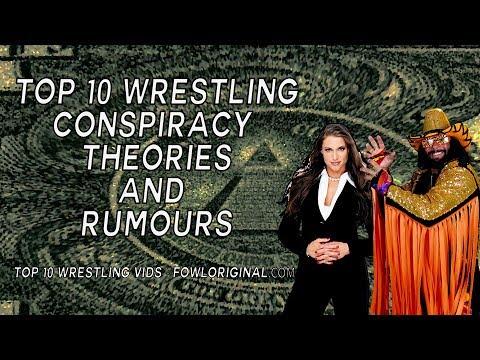 Top 10 WWE Wrestling Conspiracy Theories...
