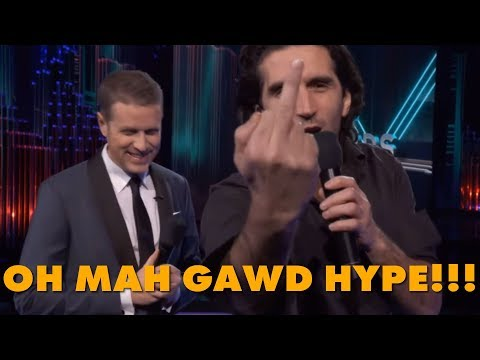 Watching A Man Lose His Mind At The Game Awards 2018... HYPE