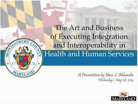Facilitating Technology Innovation in Human Services