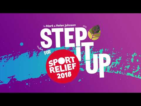 Step It Up For Sport Relief 2018 - Field View Cut (Unofficial!)