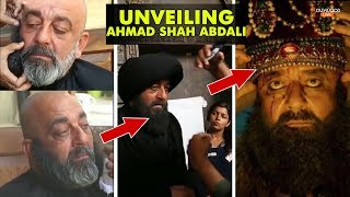 Unveiling Ahmad Shah Abdali from #Panipat | Sanjay Dutt | Bollywood Live