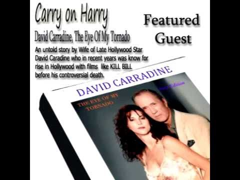 Wife of Hollywood Star David Carradine & Author: Marina Anderson
