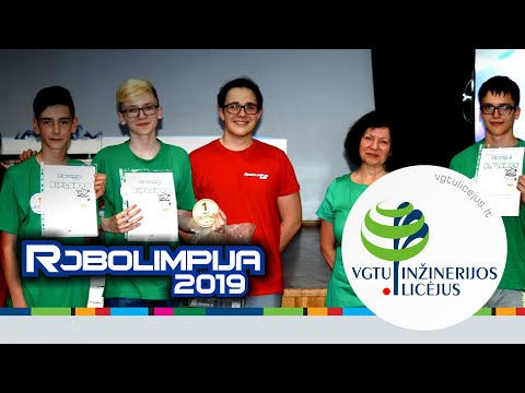 Robolimpija 2019 (2019.06.12)