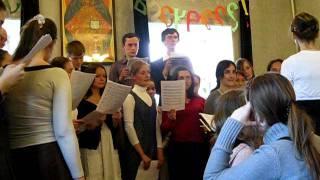 Старший Хор Даниловского монастыря - видео 1(Песня