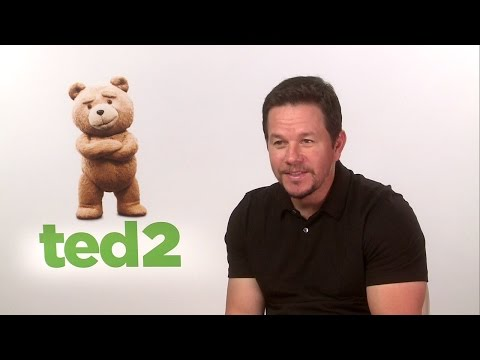 Mark Wahlberg - Ted 2 Interview HD