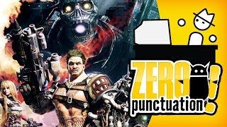 Contra: Rogue Corps (Zero Punctuation) (Video Game Video Review)
