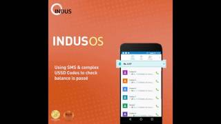 Indus OS - Mobile Balance on Call Dialer