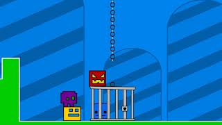 Geometry Dash Animation - Teleportation Portal (Part 2)