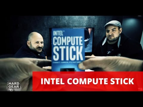 INTEL COMPUTE STICK - Hands on Ελληνικό (Greek)