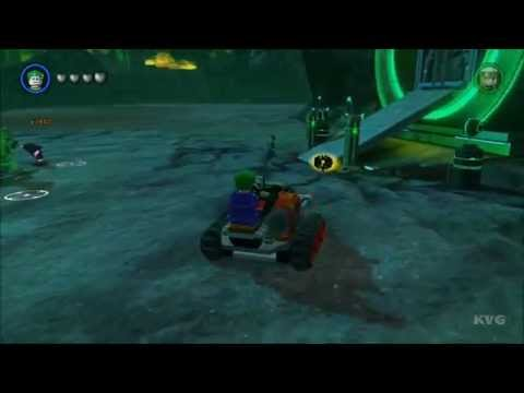 LEGO Batman 3: Beyond Gotham - Bane's Mole Machine Free ...