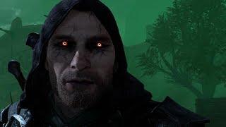 Shadow of War - Blade of Galadriel: Nazgul Talion Boss Fight #3 (4K 60fps)