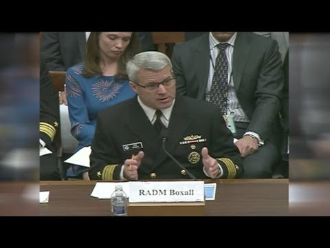 Congress Investigates USS McCain And Fitzgerald Disasters- Full Hearing