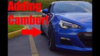 Whiteline Camber Bolt Install on Subaru BRZ