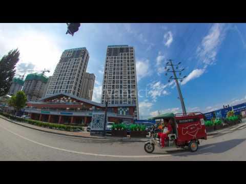 Real estate Timelapse of Qin Huangdao
