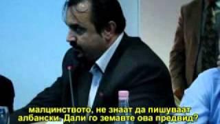 Попис во Албанија   дебата