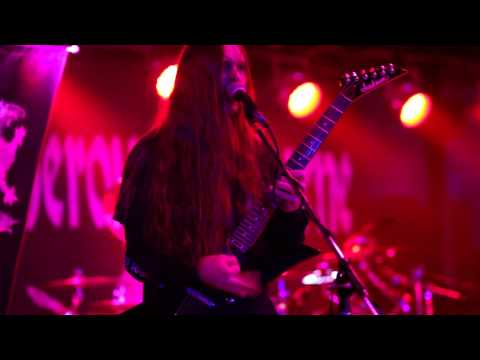 Live @ Ground Zero, Spartanburg SC 12.29.2012 - Lecherous Nocturne - Divulgence - Neverfall