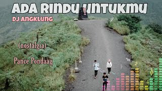 Download DJ Angklung ADA RINDU UNTUK MU by IMp (slow remix) VIRAL nostalgia vany vabiola