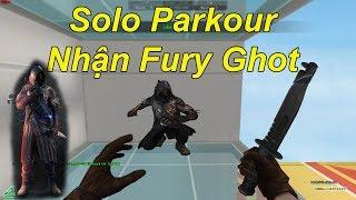 Solo Parkour Với Nhân Vật Fury Ghot ( 50 Triệu ) Và Cái Kết | TQ97