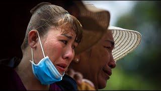 Người nhà khóc nức nở khi thấy đàn em của NGỌC MIU, Văn Kính Dương | QUỐC CHIẾN Channel