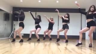 AOA/Like a cat 福岡市南区野間 ZOOM STUDIO KPOP 橋本 祐里 class.
