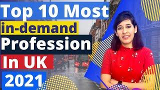 Top 10 most in-demand profession in UK 2021 | Skills needed to get job | Trending Jobs with UK visa screenshot 4