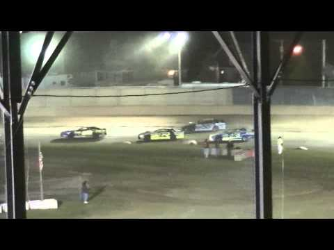 Street Stock Feature | Little Valley Speedway | 5-25-14