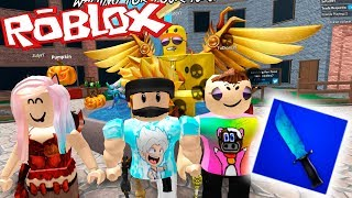 THE FIRST ALWAYS FALLS WHO IS WHO? MURDER MYSTERY ? ROBLOX