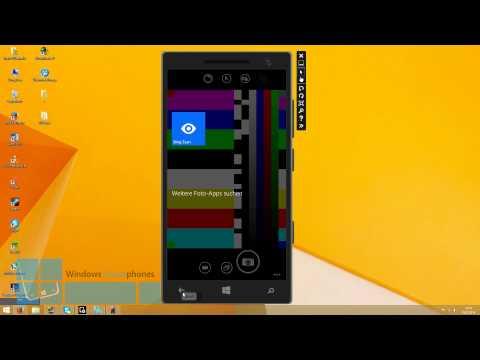 Windows Phone 8 1 Emulator
