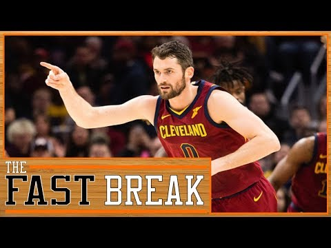 Kevin Love Extension: Did The Cavs Make A Mistake?