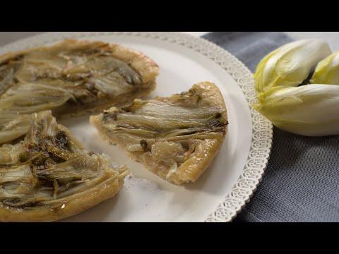 tarte-tatin-salÉe-vegan-|-endives---chicons