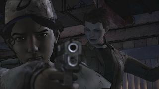 Walking Dead Jane's Flashback scene (HD)
