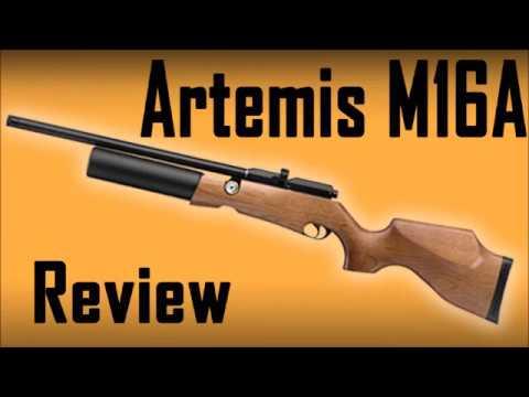 Artemis M16A Review