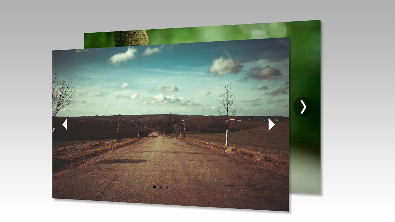 Learn how to make a pure CSS3 image Slider - YouTube