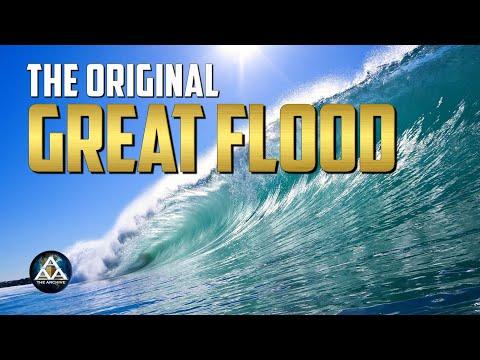 The Original Great Flood