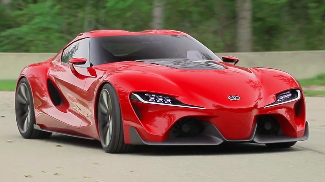 2017 Toyota Supra >> Toyota Ft 1 Concept The Next Supra The Downshift Ep 73 Youtube