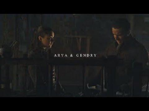 Gendry & Arya | I'll Wait [+8x01]