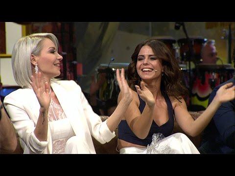 Beyaz Show - Beyaz, Seyircilerini Simge Sağın'a Kaptırdı!