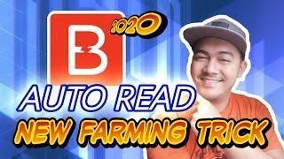 Buzzbreak Auto Read Farming Tricks 2020 screenshot 5