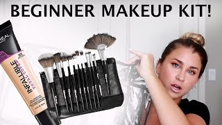 FREELANCE MUA STARTER KIT-on a budget | pt.1 | Beauty Banter