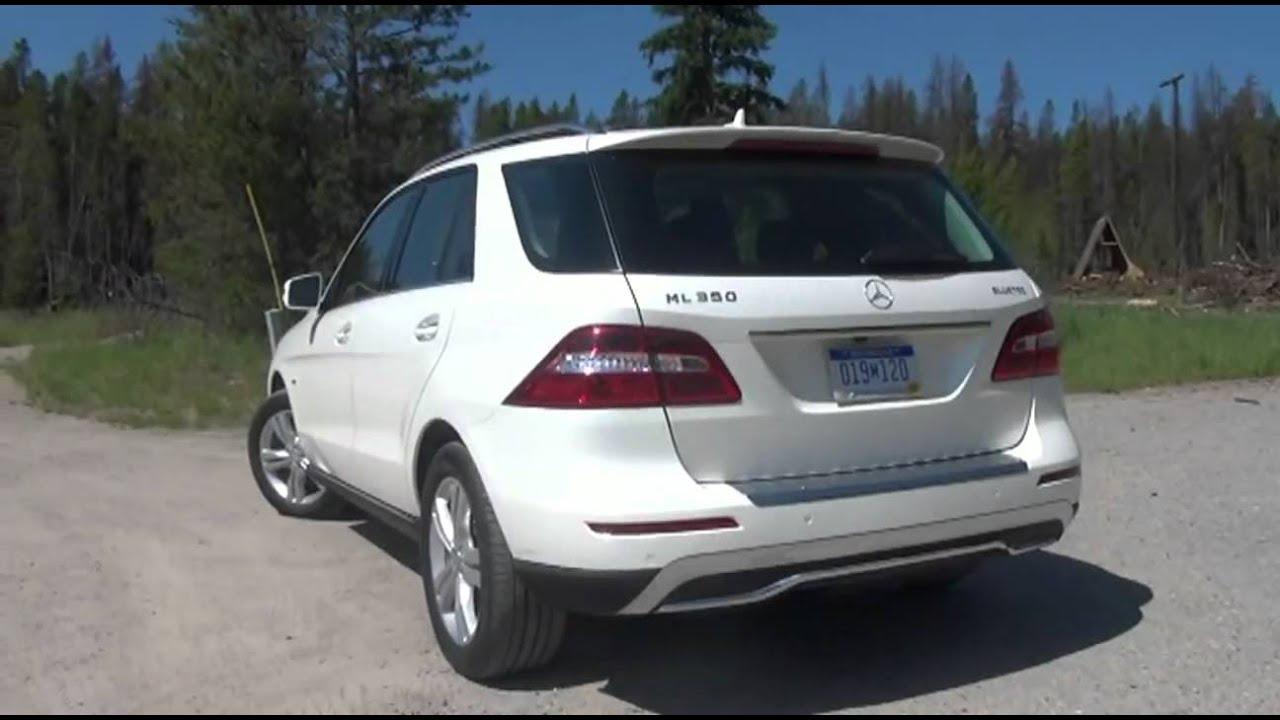 Mercedes M-Klasse Testbericht - AutoScout24 - YouTube