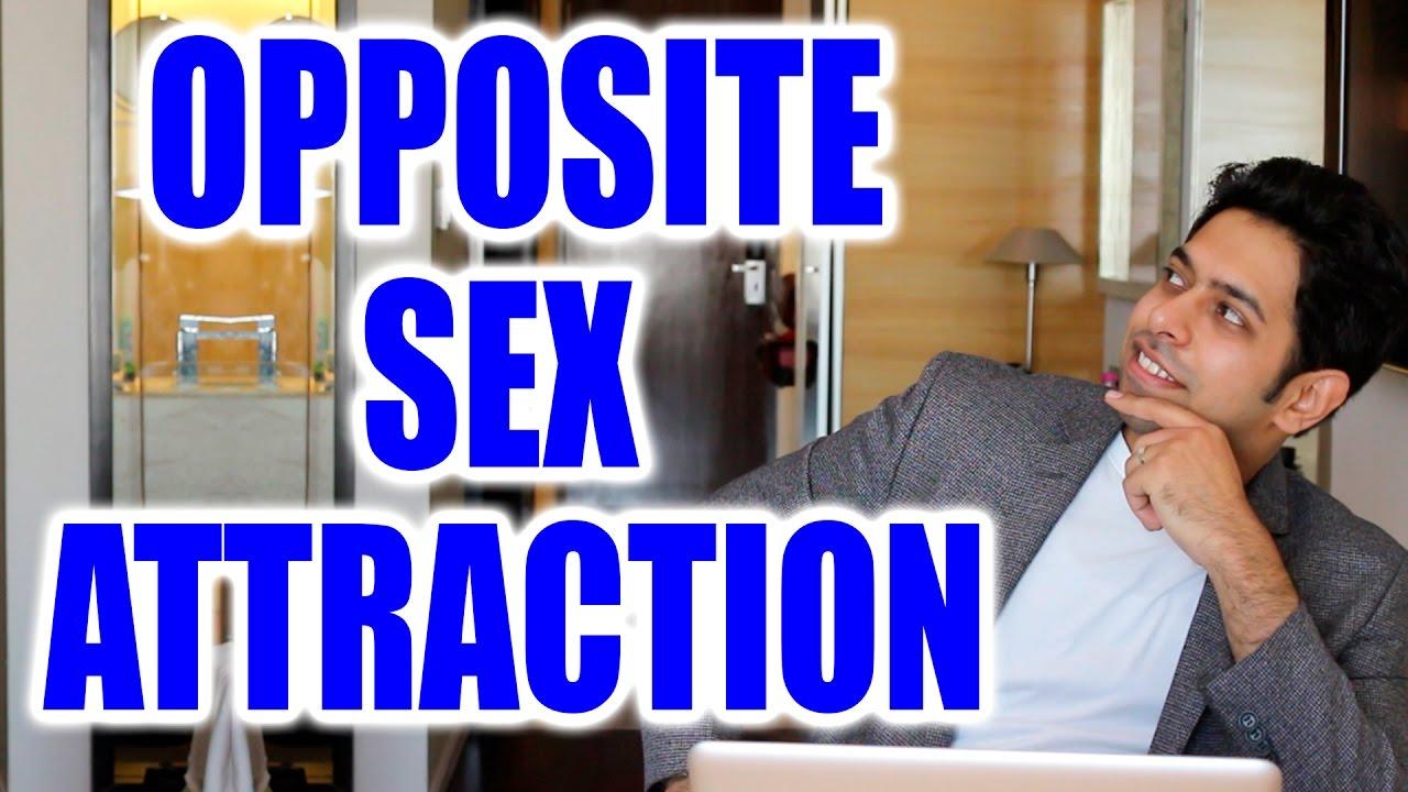 Attraction opposite sex