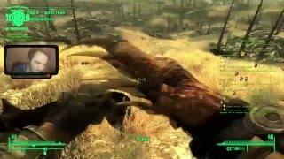 Нарезка стрима от 25.08.2015 по Fallout 3 вся суть hardkor chelendj