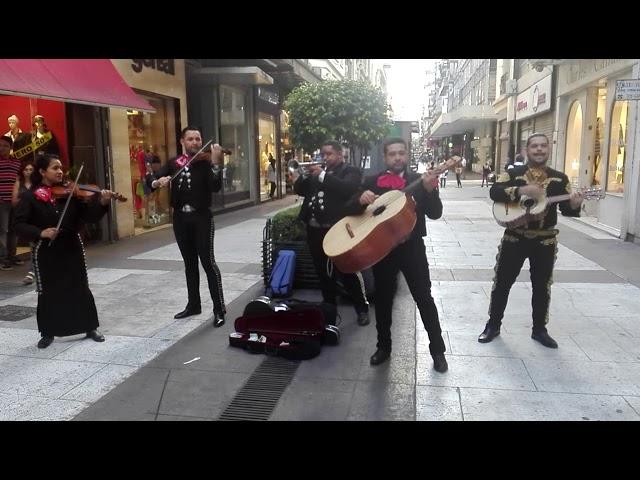 mariachi de buenos aires - cielito lindo - Tequila show